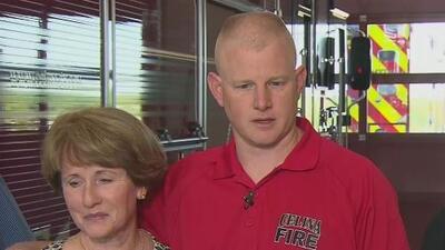 Un bombero de Celina, otro de los héroes en medio de la tragedia del avión de Southwest