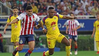 En vivo: América vs. Chivas, Clásico nacional por la jornada 11 de la Liga MX