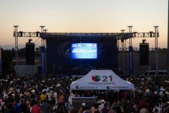 Gran fiesta de aniversario, Univision 21