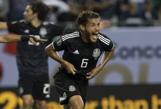 En fotos: seguimiento a Jonathan dos Santos quien le dio el título de la Copa Oro a México