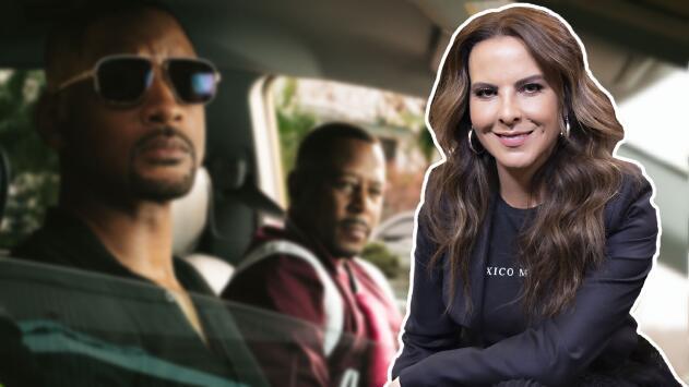 """""""La gente que tiene más experiencia y fama (...) son mucho más profesionales"""": Kate del Castillo habla de 'Bad Boys For Life'"""