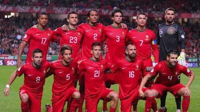 Paulo Bento presentó la lista final de 23 convocados de Portugal