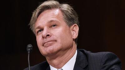 Senado confirma el nombramiento de Christopher Wray como el nuevo director del FBI