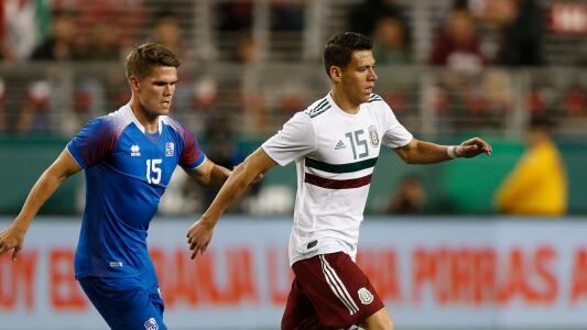 El Tri volverá a jugar en Estados Unidos; se medirá a Islandia