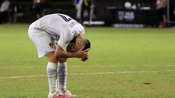 MLS investiga a jugador del LA Galaxy por insulto homofóbico