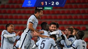 Con boleto y como primero... Chelsea derrotó al Stade Rennes