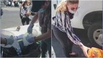 """""""Nos andan tirando la comida"""": vendedores ambulantes denuncian el actuar de inspectores"""