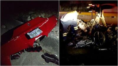 Así terminó el Ferrari 458 Spider que era de 'Lord Ferrari'