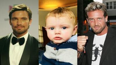 Así reaccionó Gabriel Soto a la prueba de ADN del hijo de Marjorie y Julián Gil