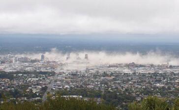 Un escenario caótico: así describen los científicos el potencial terremoto sobre la falla de Hayward