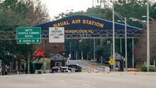 """El FBI maneja la hipótesis de que el tiroteo en la base naval de Pensacola """"fue un acto de terrorismo"""""""