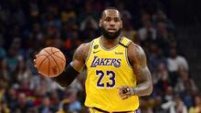 LeBron amplia por dos años más su contrato con los LA Lakers