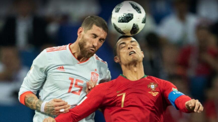 España y Portugal pactan amistoso en octubre