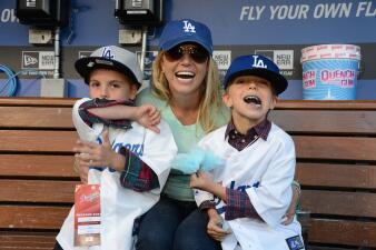 Mira cómo han crecido los hijos de Britney Spears