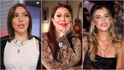 """Alejandra Guzmán cree que Frida Sofía y Michelle Salas pueden perdonarse las """"tonterías"""" por las que han peleado"""