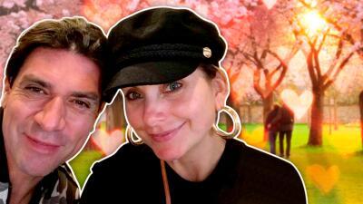 Jorge Salinas y Elizabeth Álvarez viven una segunda luna de miel