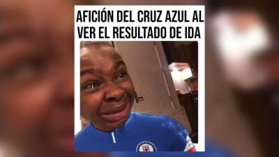 Los mejores memes de la nueva eliminación del Cruz Azul en manos del América