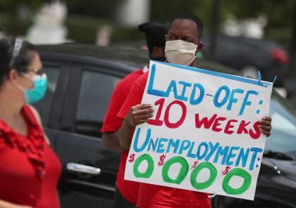Los beneficios de desempleo de $600 semanales serían extendidos hasta enero del 2021, de ser aprobado el proyecto de ley HEROES.
