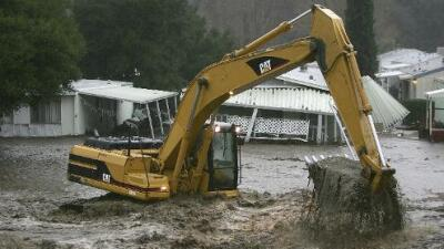 Las megainundaciones, el otro 'Big One' que amenaza a California