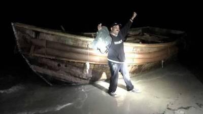 Llegan otros 23 balseros cubanos a Florida