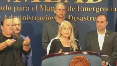 Bajo estado de emergencia: Puerto Rico espera el paso de Dorian