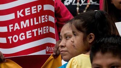 El cierre parcial del gobierno dejó a miles de inmigrantes al borde de la deportación de EEUU