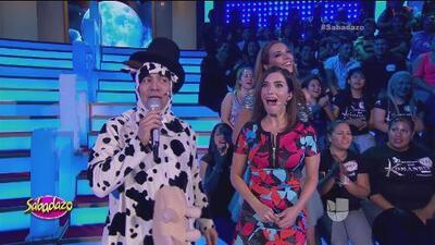 La 'Che Vaca' le dio una sorpresa de cumpleaños a Laura G