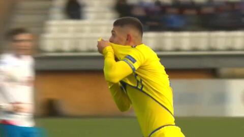 Con golazo al ángulo, Milot Rashica abrió el marcador para Kosovo ante Islas Feroe