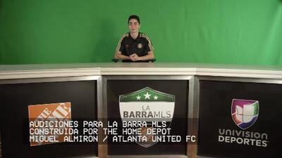 Regresa la Barra MLS construida por Home Depot desde el Mercedes-Benz Stadium