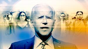 Inmigrantes, afrolatinos, republicanos, comerciantes: sus apuestas son altas y esto le piden a Biden