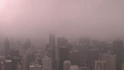 Chicago vivirá una noche fría y con cielos parcialmente nublados