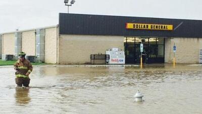 Alerta de tornado y fuertes tormentas para el norte de Texas