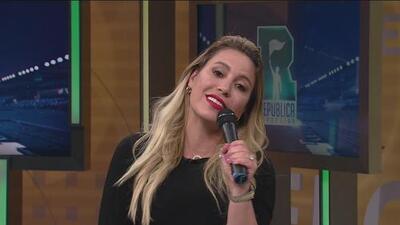 Cantando la noticia: Lindsay Casinelly le pide a Matías Almeyda que vuelva a Chivas