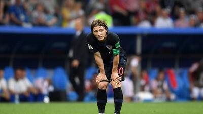 """Luka Modric: """"Ahora no pienso en el Balón de Oro"""""""