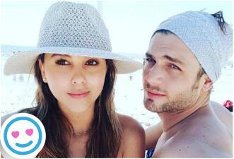 Paulina Goto y las fotos personales con Horacio Pancheri que usó para su nuevo videoclip