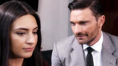 Carlos rechazó el pago que Alejandra le dio por ayudarla a rescatar a su padre