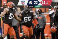 Los Browns se meten a los Playoffs tras una larga sequía