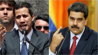 Las dos visiones de Venezuela: así fue el duelo de discursos entre Juan Guaidó y Nicolás Maduro en Caracas