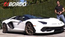 Prueba: Lamborghini Aventador SVJ Roadster 2020 - EL Toro mas Bravo