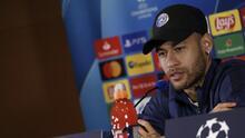 No le importa el Balón de Oro... Neymar quiere la Champions