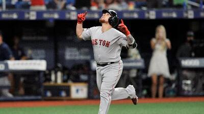 Boston escala posiciones en la División Este