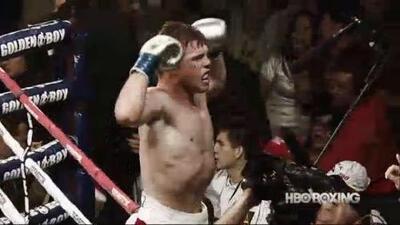 Revive las grandes peleas de Saúl 'Canelo' Alvarez