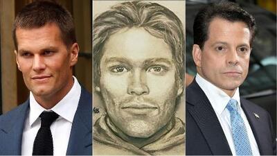 Controversia por el parecido de algunos famosos con el retrato hablado divulgado por Stormy Daniels