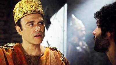 Nebuzaradán enfureció al descubrir que Asher se salvó de ser devorado por ratas