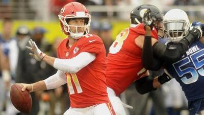 ¡La primera bomba del off-season! Alex Smith será el nuevo QB de los Washington Redskins
