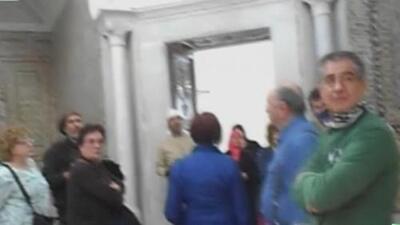 Revelan nuevo video del ataque terrorista al museo en Túnez