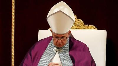 Papa Francisco anuncia nuevas leyes sobre abusos sexuales en la iglesia