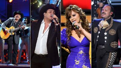 Las presentaciones más recordadas de artistas del regional mexicano en los Latin GRAMMY