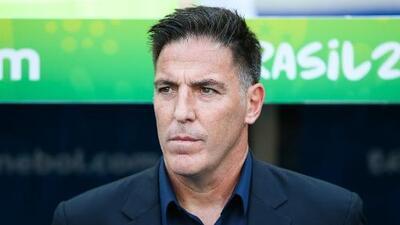 Eduardo Berizzo, DT de Paraguay, quiere una Copa América de todo el continente