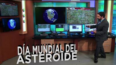 El tiempo: día mundial del asteroide